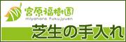 宮原福樹園芝生の手入れサイトバナー