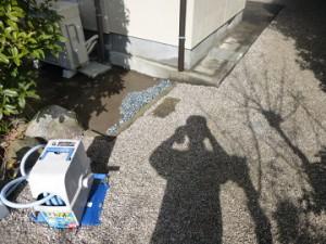 福岡市早良区 防草工事